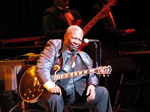 Legendary artist B.B. King dies at the age of 89