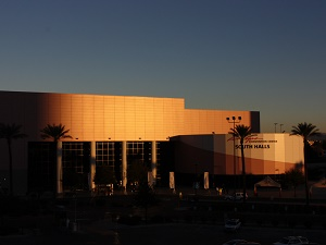 Las Vegas remains top destination for trade shows