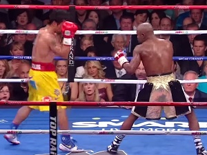 Floyd Mayweather vs. Manny Pacquiao satisfies everyone but the fans