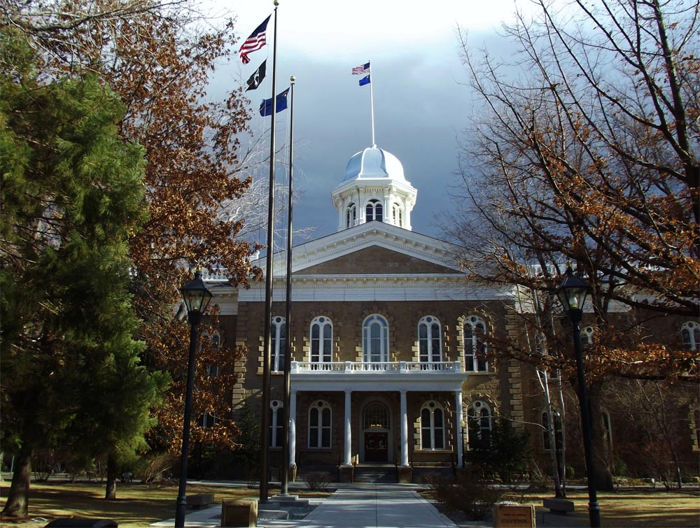 Nevada Capitol Building
