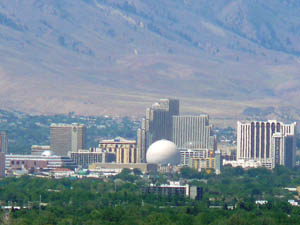 Reno ranked most affordable destination in the United States